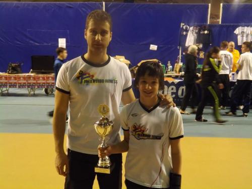 Открито първенство на Холандия и второ място за Бобо Найденов