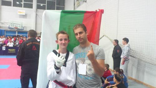 Балкански шампион от Kiseljak 2013