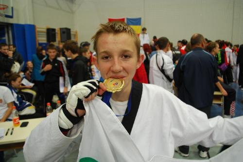 Александър Георгиев - единствения Балкански шампион за България 2013