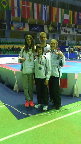 Открито п-во на Молдова и 3 медала