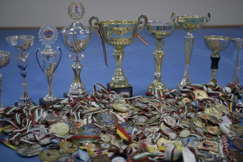 Отборните трофеи